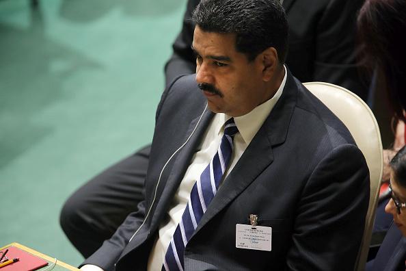 """(Foto: CIDH cita una serie de irregularidades por parte del gobierno durante la manifestación del primero de septiembre, denominada """"La toma de Caracas"""". Spencer Platt/Getty Images)"""