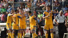 Liga MX: Tigres sale con todo ante los Leones