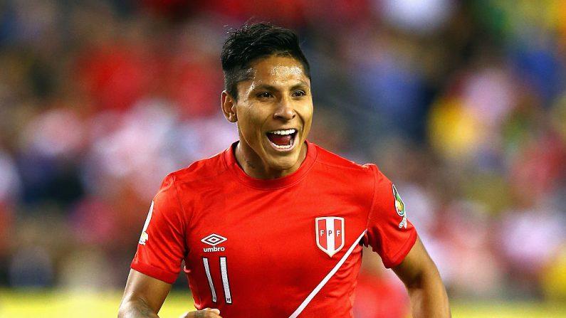 El peruano Raúl Ruidiaz. (Tim Bradbury/Getty Images)