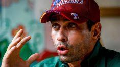 Henrique Capriles denunció ser retenido en aeropuerto venezolano durante horas (VIDEO)