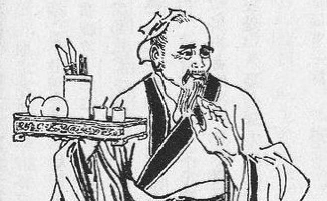 Hua Tuo (imagen wikipedia)