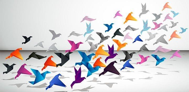 Cómo Hacer Origamis De Grullas En El Día Internacional De La Paz