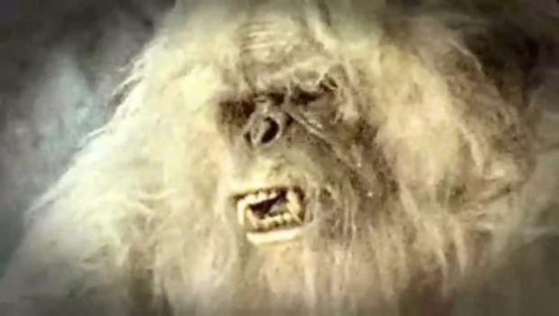 Una representación del legendario Yeti. (Wanida.W/Wikimedia Commons)