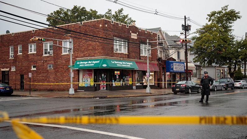 La mañana del 19 de septiembre en el operativo en Nueva Jersey, parece que las bombas halladas tienen vinculación con las de Nueva York, según el FBI (Photo by Drew Angerer/Getty Images)