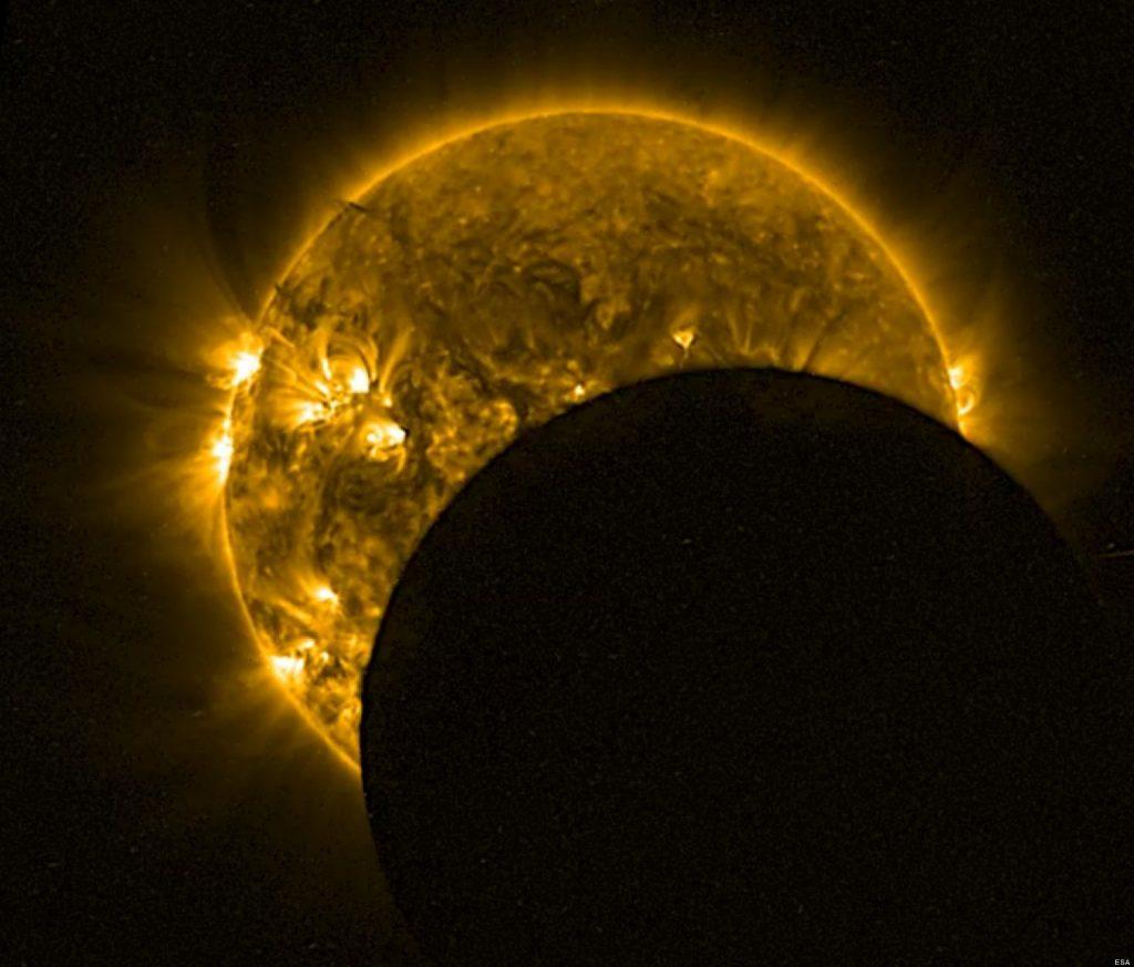 La próxima superluna de sangre podrá ser vista en todo Chile
