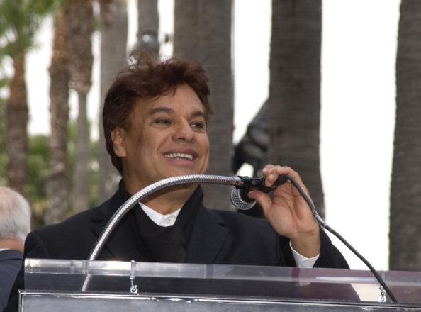 Juan Gabriel dejó fuera de su testamento a su hijo adoptivo (foto Albert L. Ortega/Getty Images)