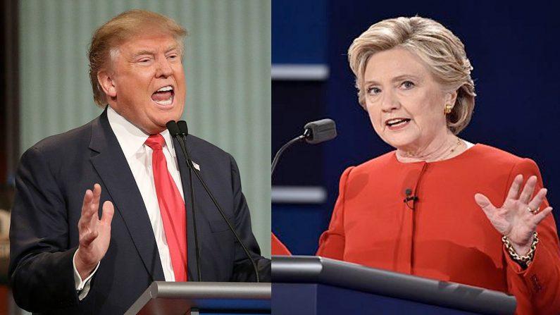 Donald Trump y Hillary Clinton tuvieron su primer debate presidencial el 26 de septiembre.