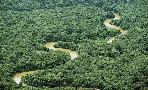 Amazonas. (LUIS ACOSTA/AFP/Getty Images)