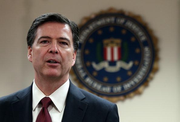 James Comey, Director del FBI (Foto: Justin Sullivan/Getty Images)