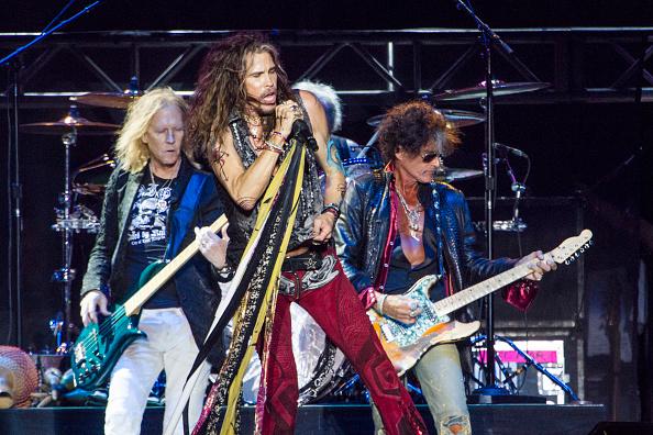 Aerosmith llegó a Lima para presentar su último concierto (foto C Flanigan/Getty Images)