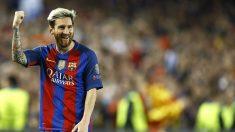 100 millones de euros por Messi