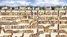 Derinkuyu, la gran ciudad subterránea de 5000 años