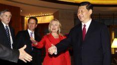 Hillary Clinton habría elogiado a Xi Jinping en correos filtrados