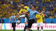 Eliminatorias de Rusia 2018: Colombia empató 2-2 contra Uruguay