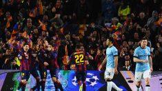 Champions League: Barcelona goleó 4-0 al Manchester City
