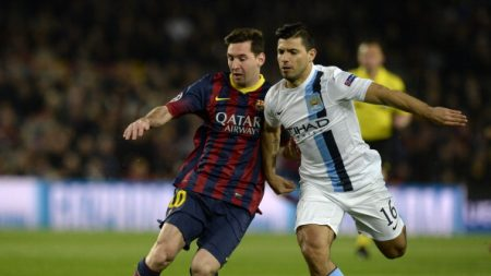 Champions League: Barcelona vs. Manchester City chocan por el grupo C