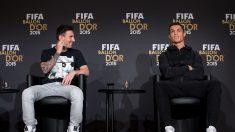 Cristiano Ronaldo y Lionel Messi entre los nominados al Globe Soccer 2016
