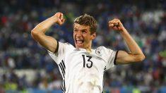 Eliminatorias Rusia 2018: Alemania goleó 3-0 a República Checa con doblete de Thomas Müller