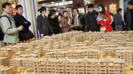 Por qué todavía se sostiene la burbuja inmobiliaria en China