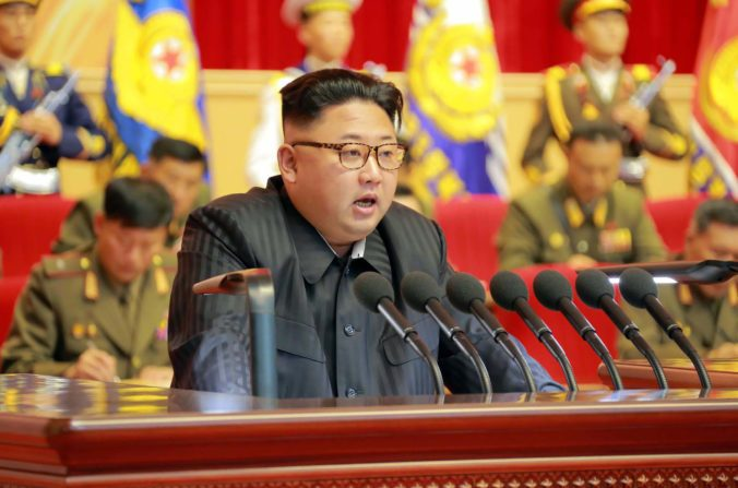 Líder norcoreano Kim Jong-un. (KCNA/AFP/Getty Images)