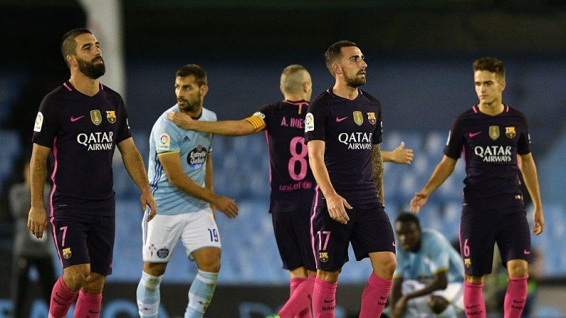 F.C. Barcelona vs Real Club Celta de Vigo. (Foto por Octavio Passos/Getty Images)