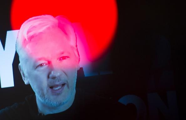 Julian Assange, fundador de WikiLeaks (Foto: STEFFI LOOS/AFP/Getty Images)