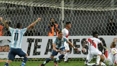 Eliminatorias Mundial Rusia 2018: Perú empató 2-2 con Argentina