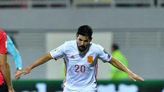 Eliminatorias Rusia 2018: España venció 2-0 a Albania y tomó la punta del grupo G