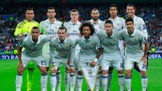 Champions League: Real Madrid 5 – Legia de Varsovia 1