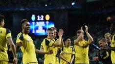 Champions League: Borussia Dortmund venció 2 a 1 al Sporting Lisboa
