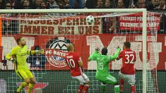 Champions League: Bayern Munich 4-1 PSV Eindhoven