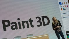 Microsoft anuncia Paint 3D para Windows 10