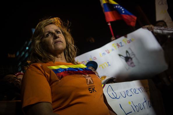 (Foto: ERNESTO BENAVIDES/AFP/Getty Images)