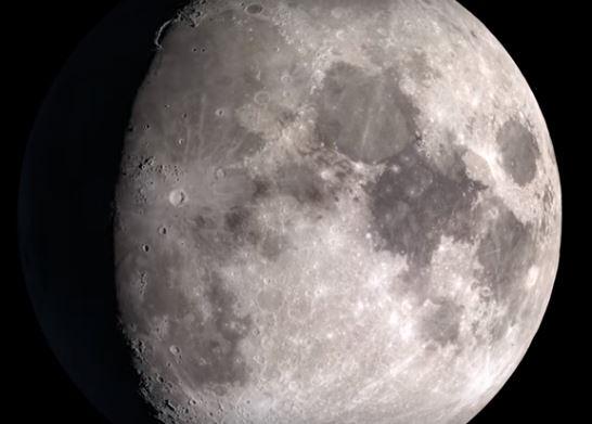 El análisis del número de cráteres de la superficie lunar implica posibles riesgos para las misiones futuras en nuestro satélite natural. (NASA)