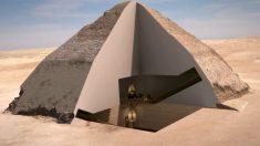 Egipto: Pirámide Keops podría contener dos cavidades secretas