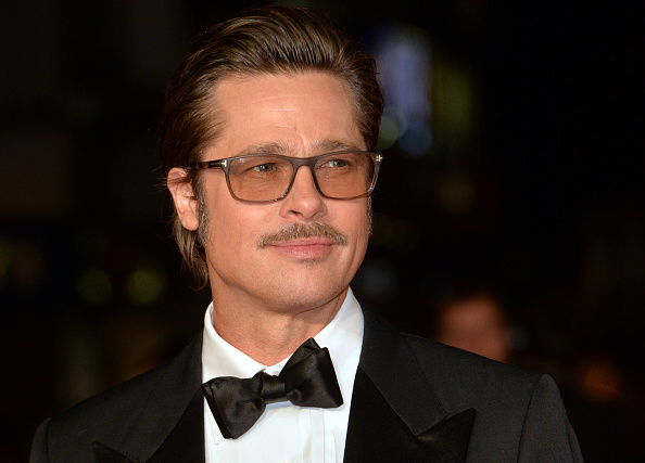 El actor estadounidense Brad Pitt es dueño de la productora Plan B (Photo by Anthony Harvey/Getty Images for BFI)