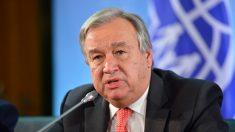 Noticias de última hora: Secretario de la ONU condenó el misil norcoreano