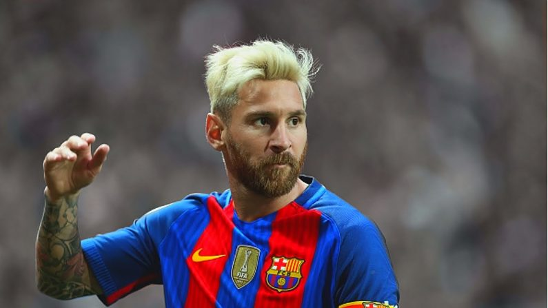 Lionel Messi. (Getty Images/Creative RF)