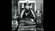 Momia hallada en posición de meditación, ¿es el legendario lama mongol?