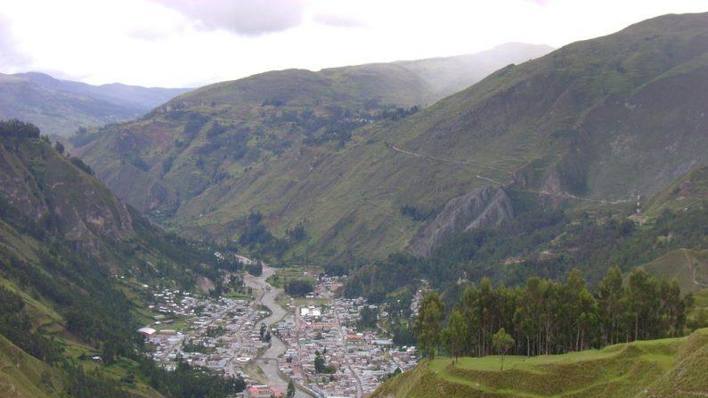 La Unión, Huánuco, Perú. (Wikipedia)