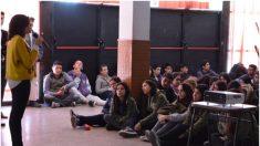 Estudiantes argentinos conmovidos por la violación a los derechos humanos en China