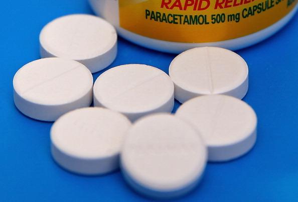 Paracetamol. (Foto: Scott Barbour/Getty Images)
