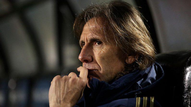 Entrenador Ricardo Gareca. (Foto por Friedemann Vogel/Getty Images)