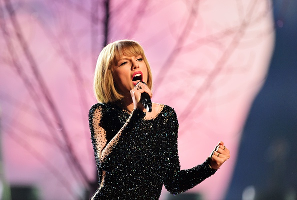 Taylor Swift. (Foto: ROBYN BECK/AFP/Getty Images)