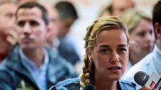 Emotivo momento en el que Leopoldo López gritó desde la cárcel para asegurar que está vivo