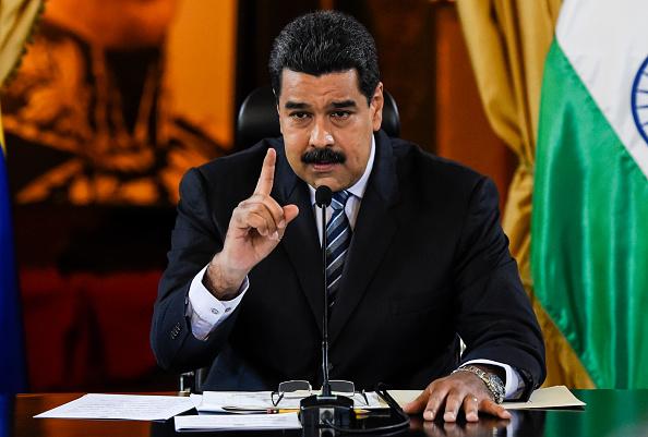 Nicolás Maduro (Foto: JUAN BARRETO/AFP/Getty Images)