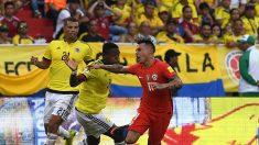 Eliminatoria Rusia 2018: Colombia empató 0-0 con Chile