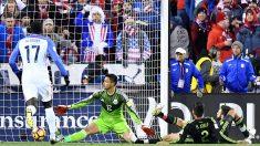 Eliminatorias Rusia 2018: México derrota a Estados Unidos por 2-1