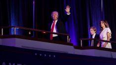 Estados Unidos ya tiene presidente: Donald Trump