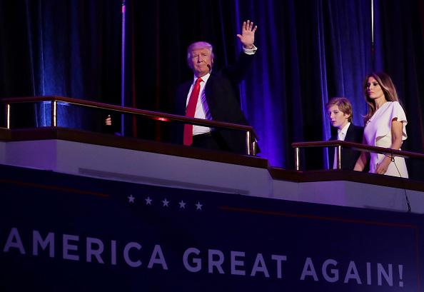 Donald Trump, el nuevo presidente electo de Estados Unidos  (Foto: Chip Somodevilla/Getty Images)